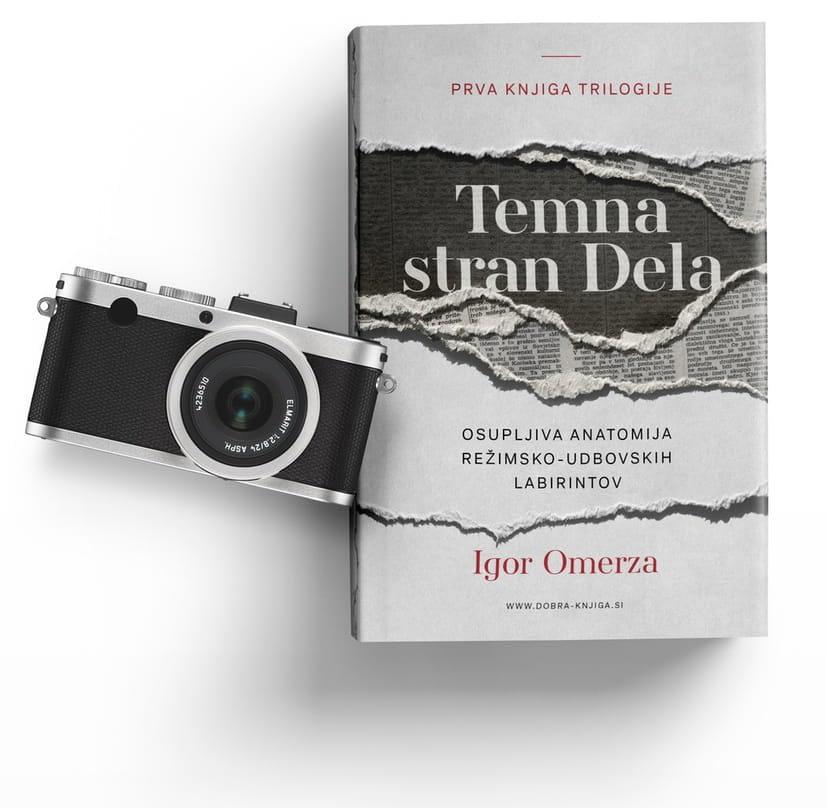fotoaparat s knjigo