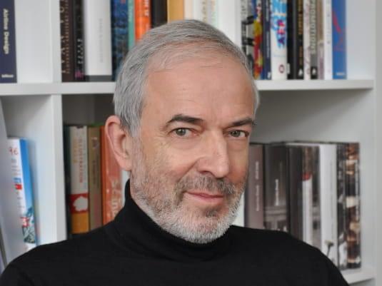 Igor Omerza portret